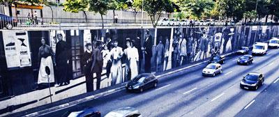 Grafiteiro Eduardo Kobra será homenageado por Donato