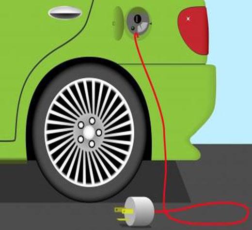 Sancionada lei de incentivo ao uso de carro elétrico na cidade