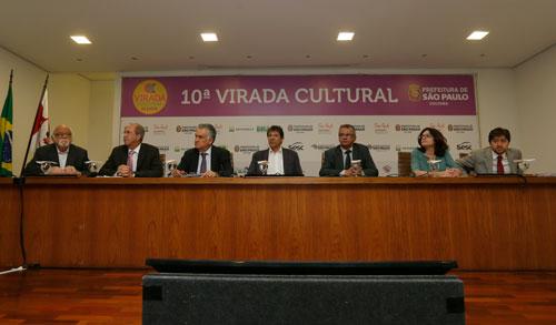 Virada Cultural terá palcos de rua, nos CEUs e museus