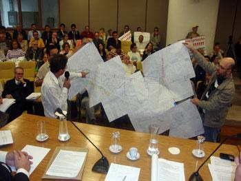 Projeto da Op Água Espraiada teve audiência pública
