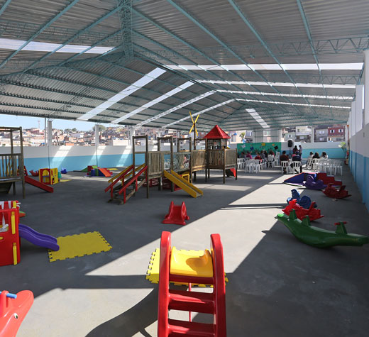 Prefeitura lança pacote para construir 18 novas creches