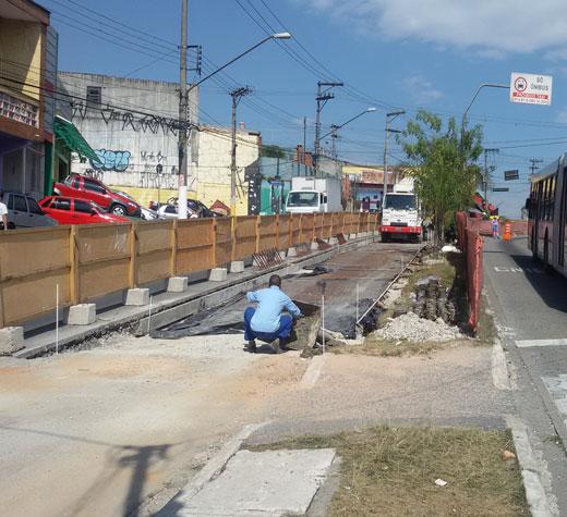 PAC garante novos corredores e obras de drenagem em São Paulo