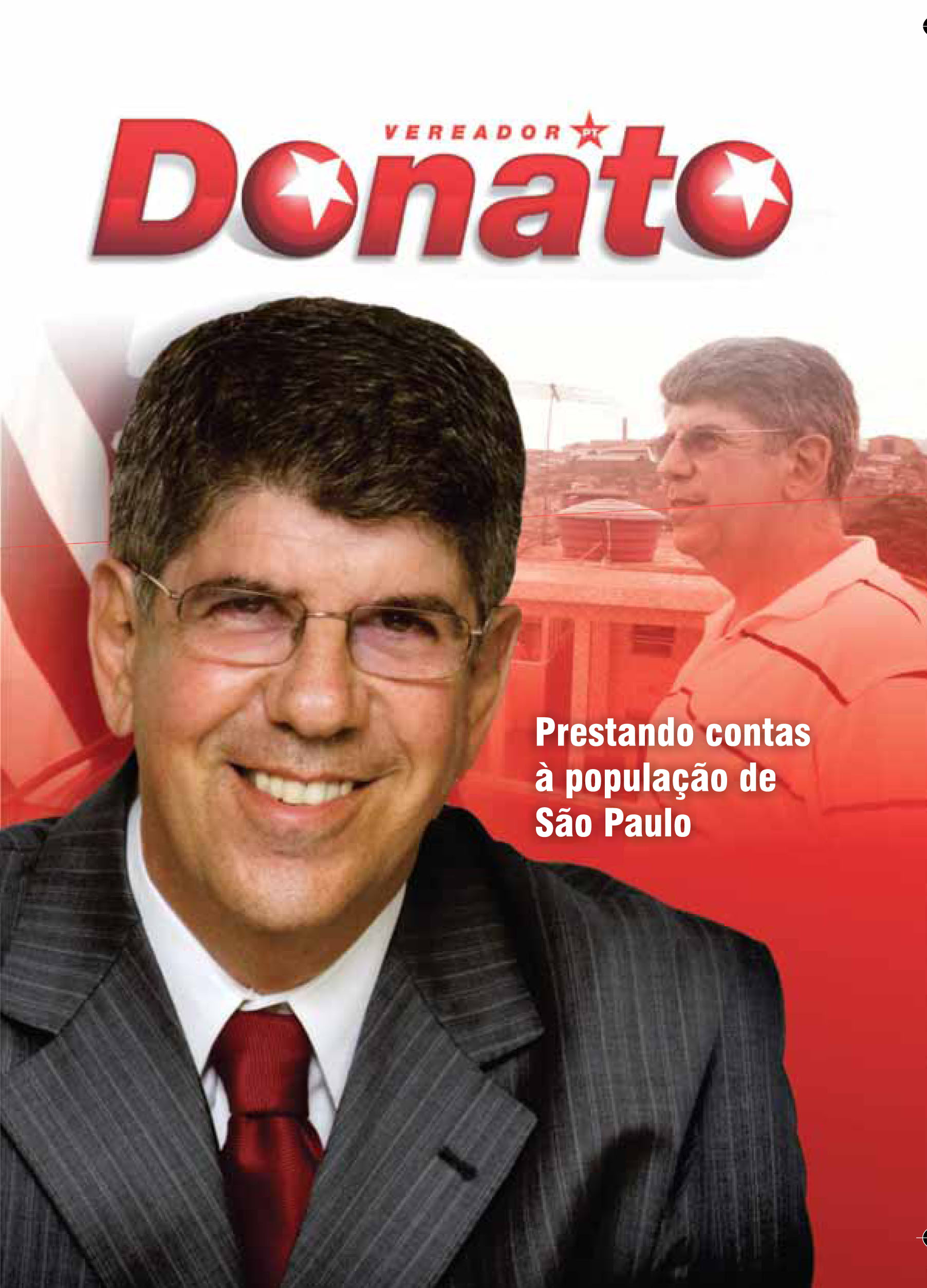 Revista de Prestação de Contas do Vereador Donato