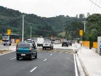 Prefeitura entrega a segunda ponte sobre o rio Embu Mirim