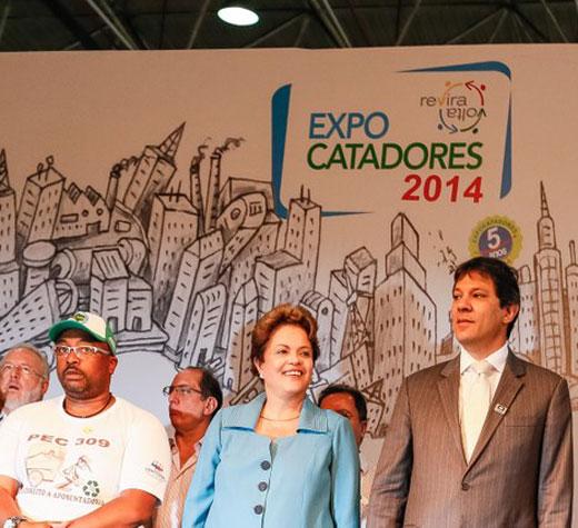 Cooperativas de reciclagem vão receber R$ 42 milhões do BNDES
