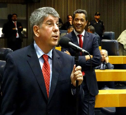 Donato é eleito presidente da Câmara Municipal de S. Paulo
