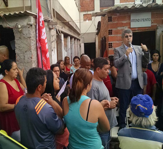 Vereador defende construção de moradia em área na V. Maria