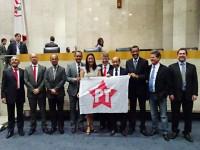 Donato é reeleito presidente da Câmara Municipal de SP