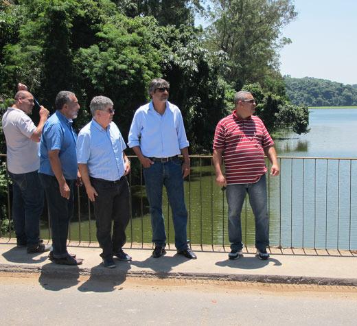 Começa construção da nova ponte do Aracati, no M'Boi