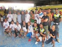 Zona Leste ganha novo espaço para atividades esportivas