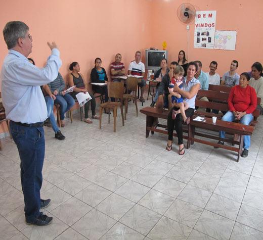 Morro Doce terá recursos para obras após ação de Donato