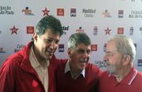 PT confirma candidaturas de Haddad e do vereador Donato