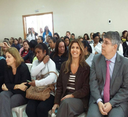 Donato promove encontro de mulheres com Ana Estela Haddad