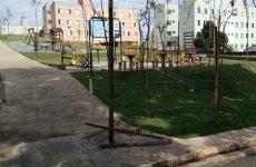Área abandonada na Penha vira praça após luta de Donato