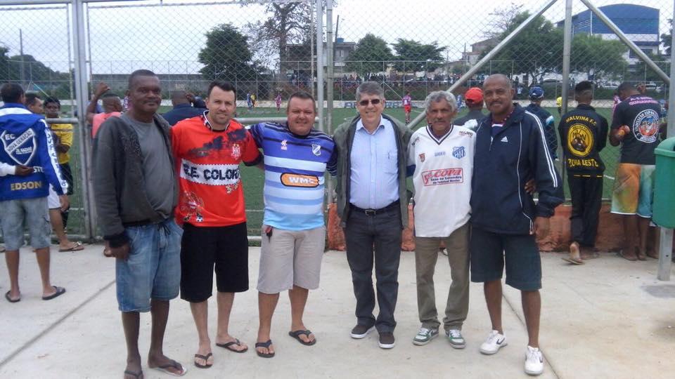 CDC Dom João Nery recebe visita do vereador Donato