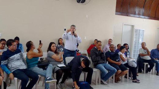 Pastorais sociais do C. Limpo discutem demandas da região