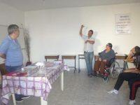 Reunião no Morro Doce faz balanço de obras no bairro