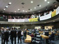Com voto contrário do PT Câmara aprova projeto de concessões