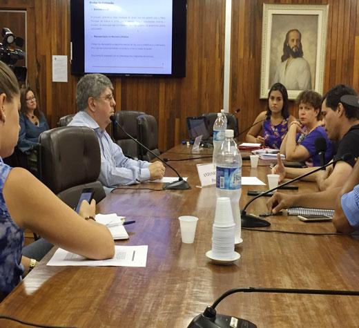 Cultura quer garantir recursos ao setor no orçamento de 2018
