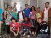 Donato debate situação de SP com jovens pré-universitários