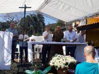 Vereador participa da Romaria das Águas na Guarapiranga