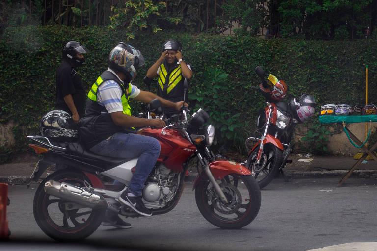 Para evitar acidentes serviço de mototaxi é vedado em SP