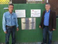 ONG ganha quadra coberta através de emenda de Donato