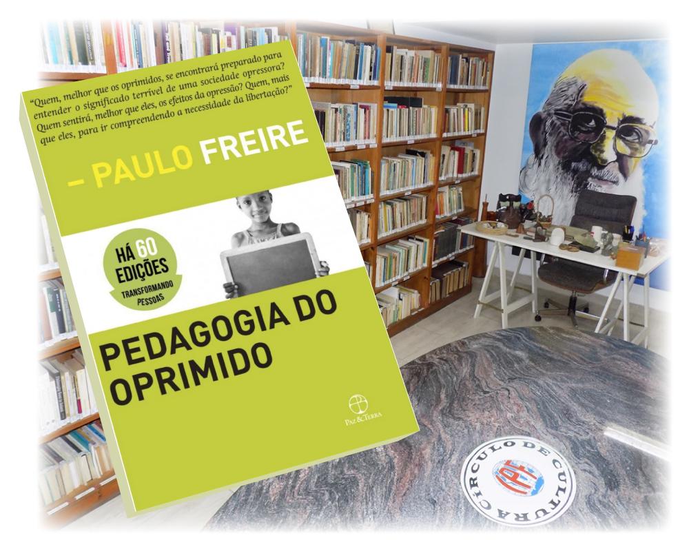 """São Paulo celebra os 50 anos da """"Pedagogia do Oprimido"""""""