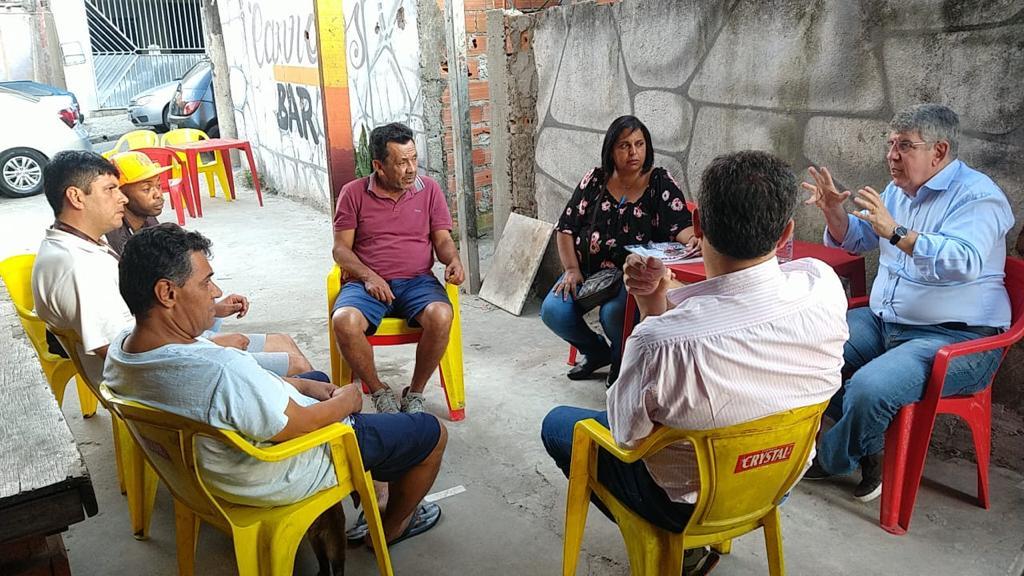 Previdência e regularização de imóveis são temas de agendas