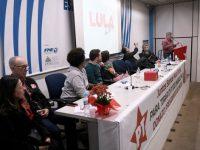 Donato faz balanço do mandato e fala da eleição no PT em plenária