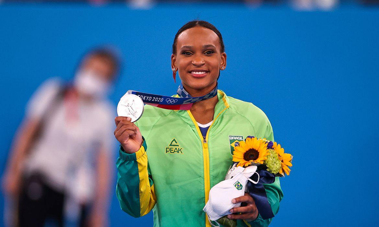 Donato entregará título de Cidadã Paulistana à ginasta Rebeca Andrade